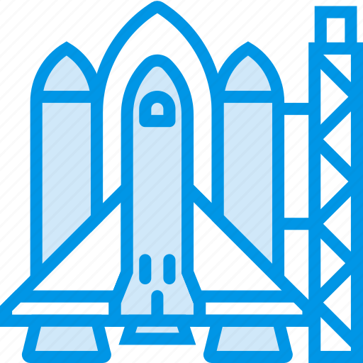 launch, nasa, rocket, space, spaceship, webby icon