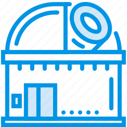 aliens, observatory, science, search, space, webby icon