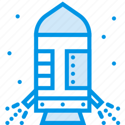eject, launch, module, moon, space, webby icon