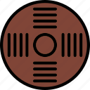 cosmos, sign, symbolism, symbols icon
