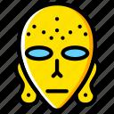 symbolism, symbols, aborginal, mask, sign