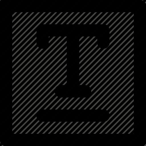 communication, interface, underline, user icon
