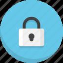 lock, lock and unlock, locker, lockrd, padlock, password icon