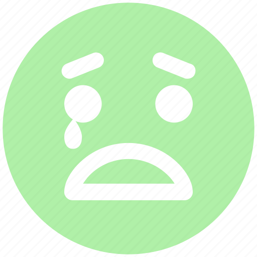 baffled emoticon, carrying face, crying, emoticons, emotion, expression, face, smiley, weeping icon