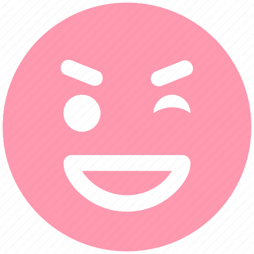amazed face, doh, emoticons, emotion, expression, face smiley, happy, smiley icon