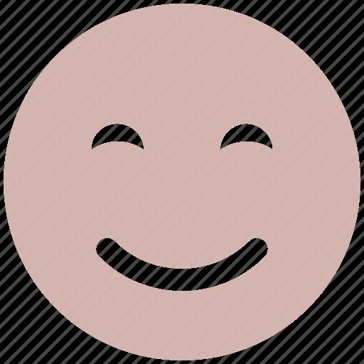 emoji, emoticon, face, happy, happy smile, smile, smiley, smiley face icon