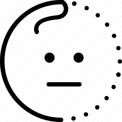 chat icon, emoji, emoticon, emotion, feeling, smiley, sticker icon