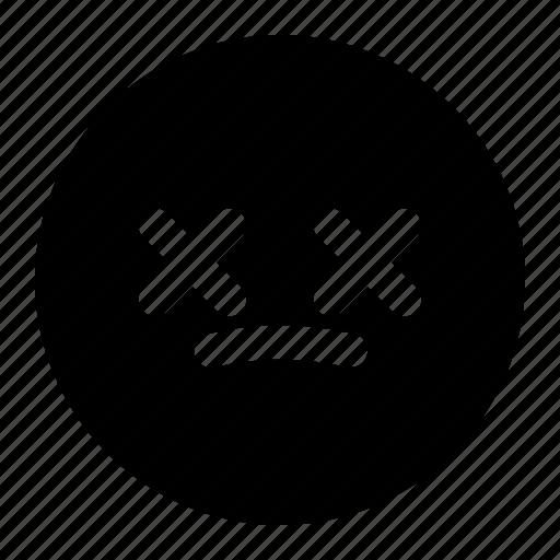smileys, stunned icon