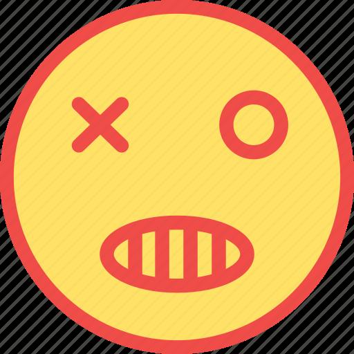 evil, evil emoticon, pirate icon