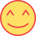 good, happy, healthy, healthy emoticon icon