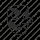 angry mask, emoji, japanese goblin, japanese mask, mask, mustache, tengu icon