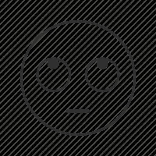 emoji, face with rolling eyes, rolling eyes, thinking, thinking face, wondering, wondering face icon