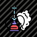 hookah, smoke, fog, steam