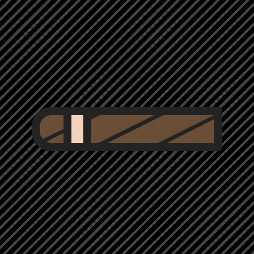 cigar, smoke, smoking, tobacco icon
