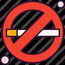 cigarette, forbidden, smoking