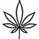 joint, leaf, marijuana, medical, roll, smoke, smoking icon
