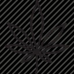 joint, leaf, marijuana, medical, roll, smoke, smoking icon
