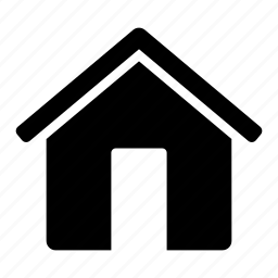 action, building, estate, home, house, real icon