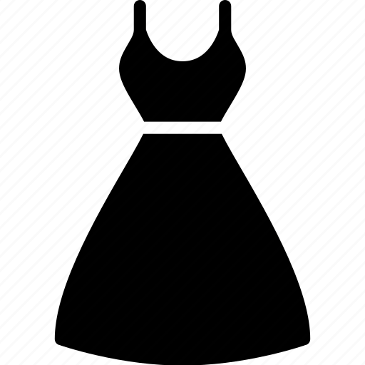 clothes, dress, fashion, garment, girl, women icon