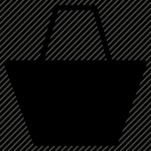 accessory, clothes, fashion, handbag, shopping, women icon