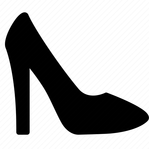 clothes, fashion, footwear, heels, high, shoes, women icon