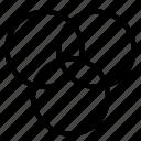 circles, color, circle, graphic, design