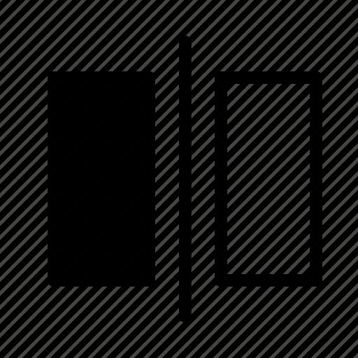 arrange, design, flip, graphic, horizontally, tool icon