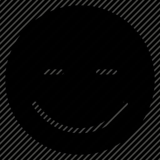 avatar, emoticon, emotion, expression, face, happy, smile icon