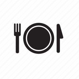 dinner, food, restaurant, snack, time icon