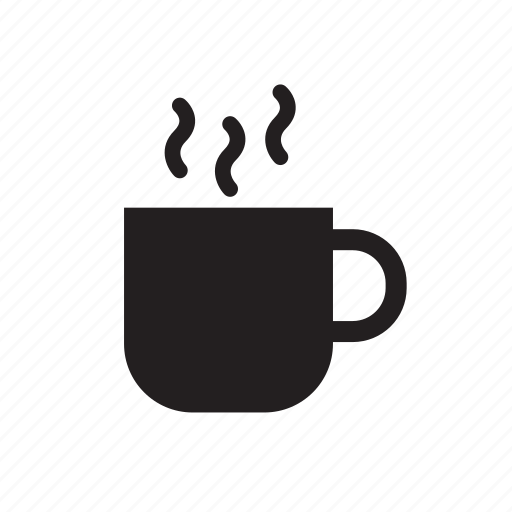 coffee, drink, hot, snack, tea, time icon