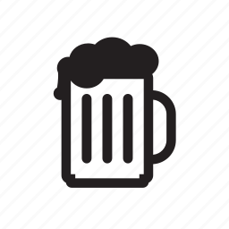 alcohol, bar, beer, drink, party, pub, snack, time icon
