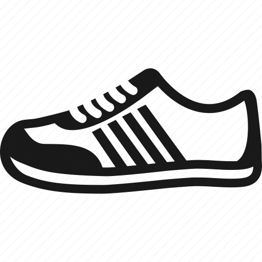 adidas, footwear, laces, shoe, sneaker, sole, trainer icon