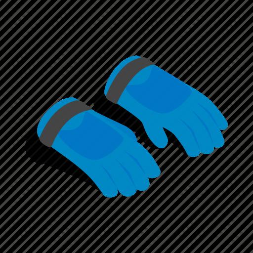 board, extreme, glove, isometric, snowboard, snowboarding, sport icon