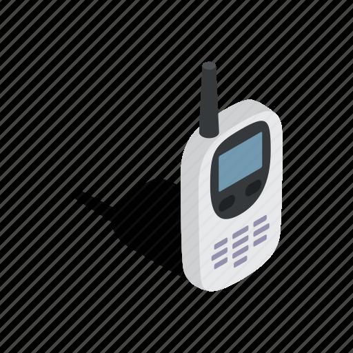 direction, equipment, isometric, location, navigation, navigator, radio icon