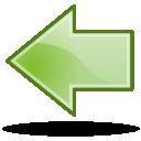 arrow, back, right icon
