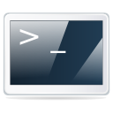 gnome, terminal icon