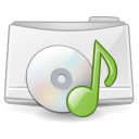 gnome, multimedia icon