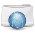 internet, redhat icon