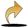 arrow, edit, redo, right icon