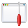 gtk, properties icon