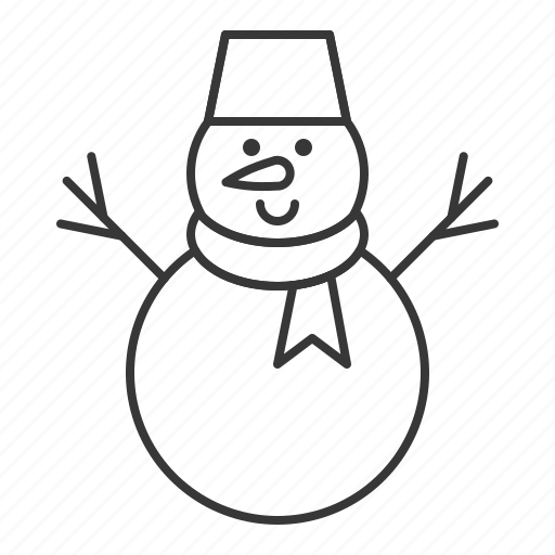 Christmas, holiday, snow, snowman, winter, xmas icon - Download on Iconfinder