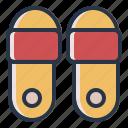 footwear, sandals, slippers
