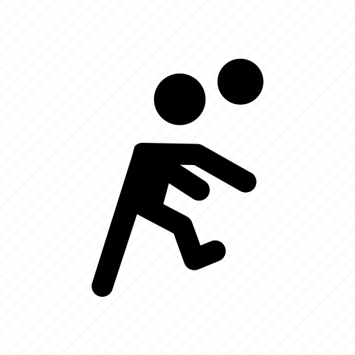 football, game, header, player, soccer, sports icon