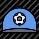 ball, cap, football, player, soccer, sport