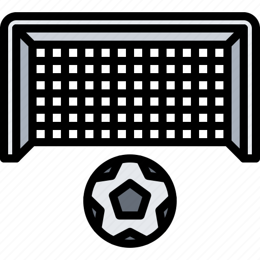 ball, football, goal, player, soccer, sport icon