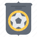 club, emblem, football, player, soccer, sport icon