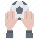 ball, football, goal, goalkeeper, player, soccer, sport
