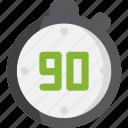 clock, football, soccer, sport, time, timer, watch