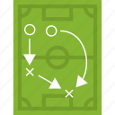 football, soccer, sport, sports, tactics icon