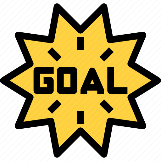 Football, goal, soccer, sport icon - Download on Iconfinder